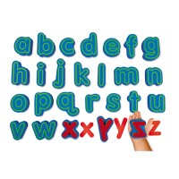 Lakeshore Alphabet Giant Stampers Lowercase