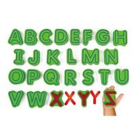 Lakeshore Alphabet Giant Stampers Uppercase