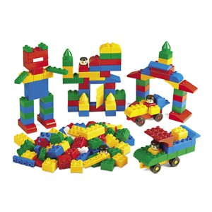 Lakeshore Best Buy Jumbo Building Bricks - Starter Set