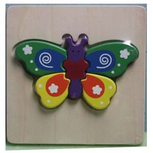 Young Mindz Butterfly Jigsaw Puzzle