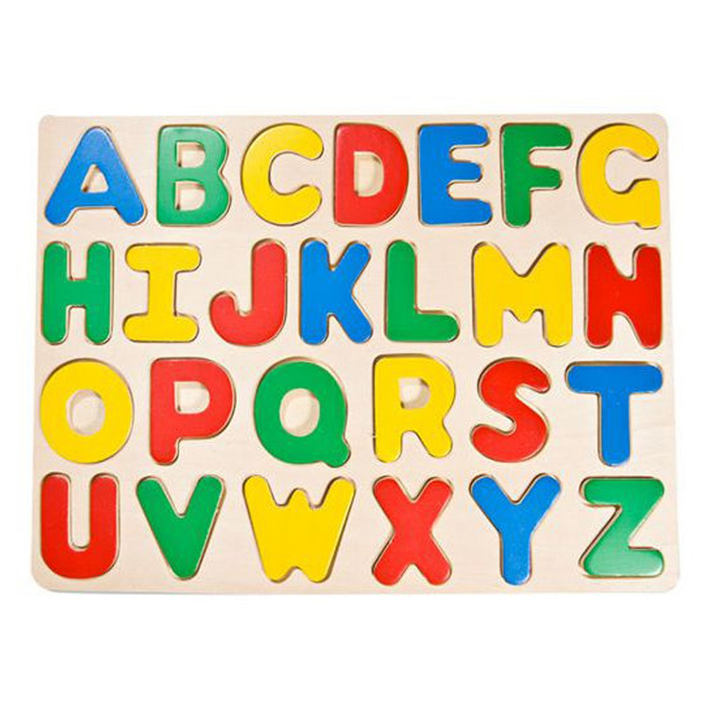 Young Mindz Capital Alphabet Puzzle