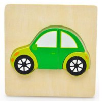 Young Mindz Car Chunky Puzzle