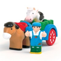 WOW Toys Clippety - Clop Farmer