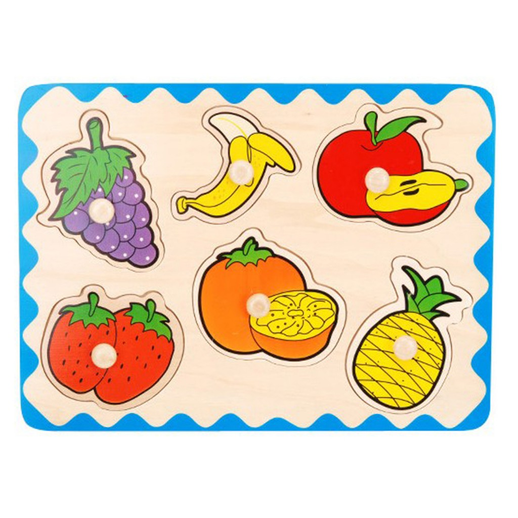 Young Mindz Fruits Puzzle