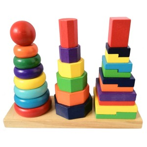 Young Mindz Geometric Stacker