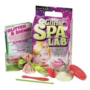 Smartlab Glitter Spa Lab
