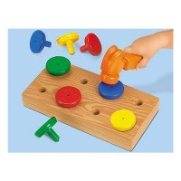 Lakeshore Little Hands Hammering Board