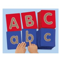 Lakeshore Lowercase Tactile Letters
