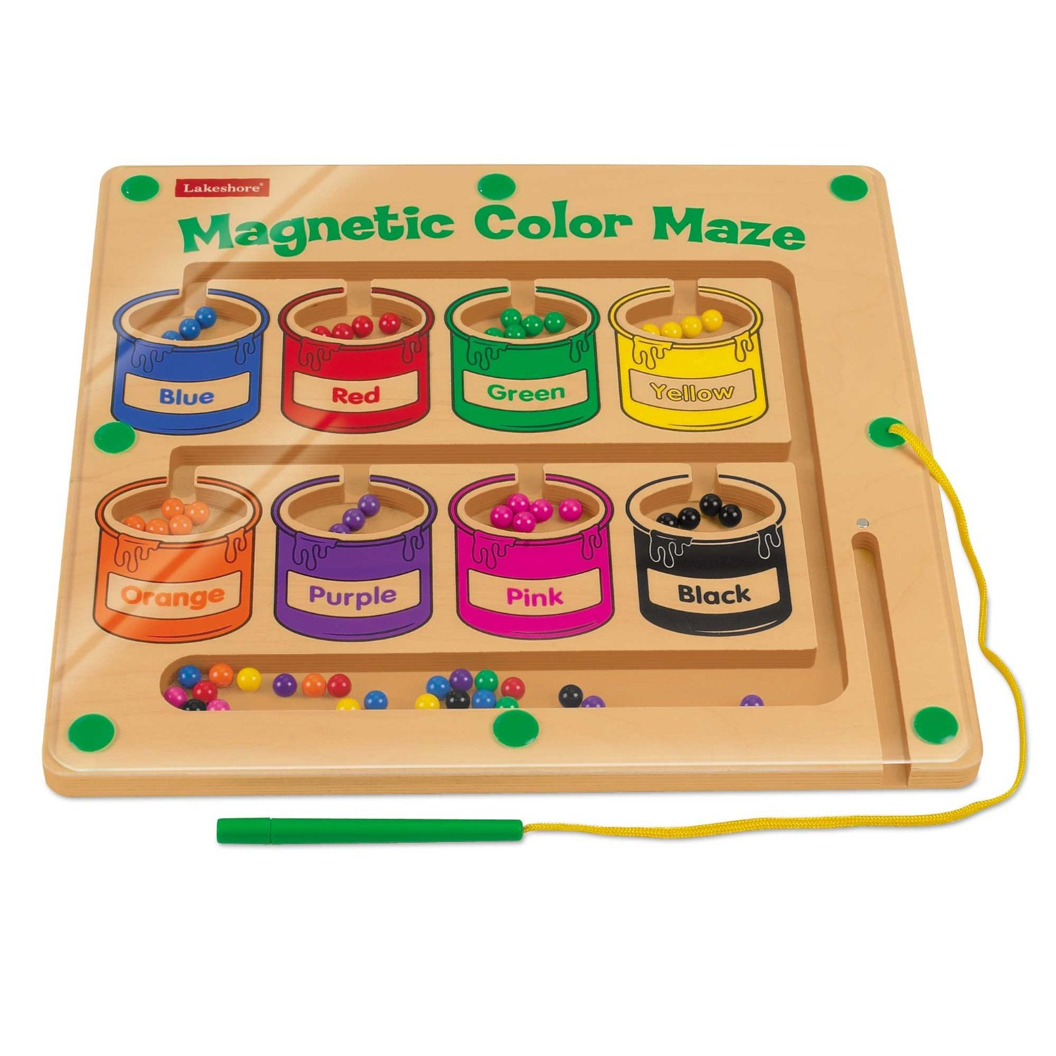 Magnetic Color Maze Magnetic Color Maze Lakeshore Learning