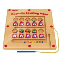 Lakeshore Magnetic Counting Maze
