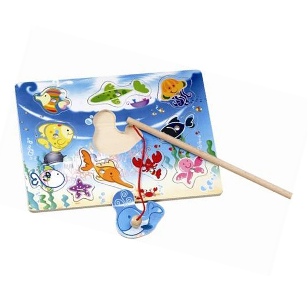 Young Mindz Magnetic Sea Creatures Puzzle