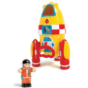 WOW Toys Ronnie Rocket