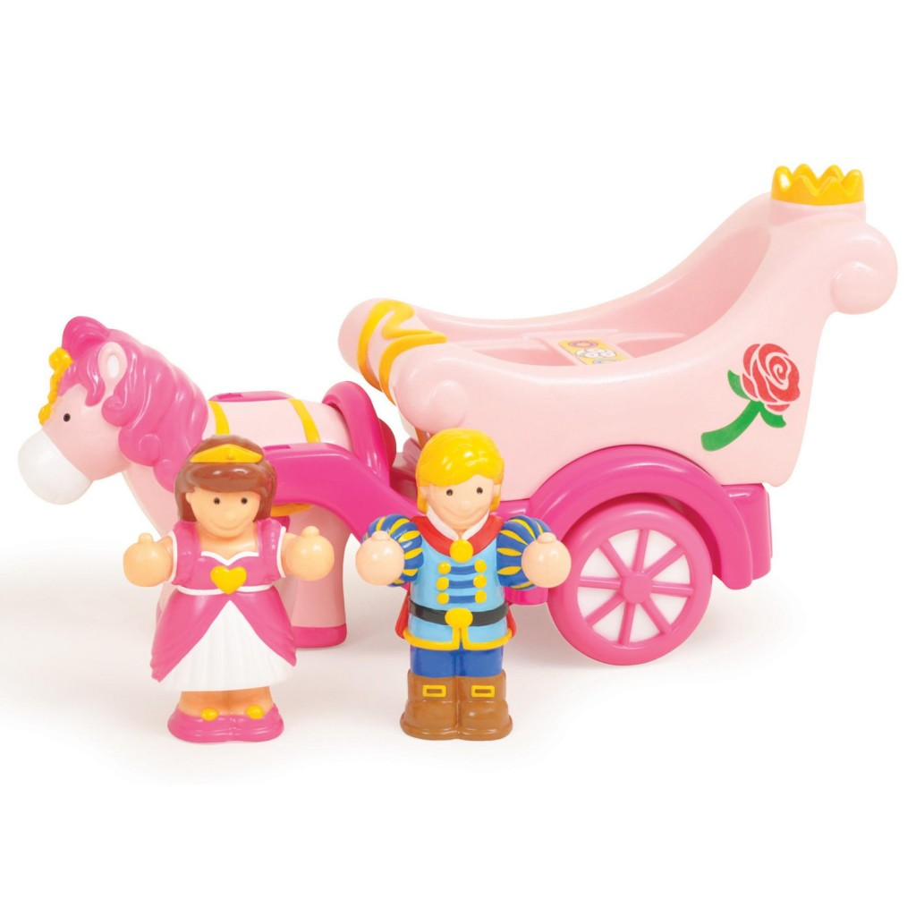 WOW Toys Rosie's Royal Ride