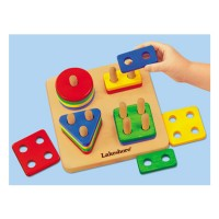 Lakeshore Sort-a-Shape Activity Board