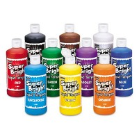 Lakeshore Super Bright Liquid Tempera