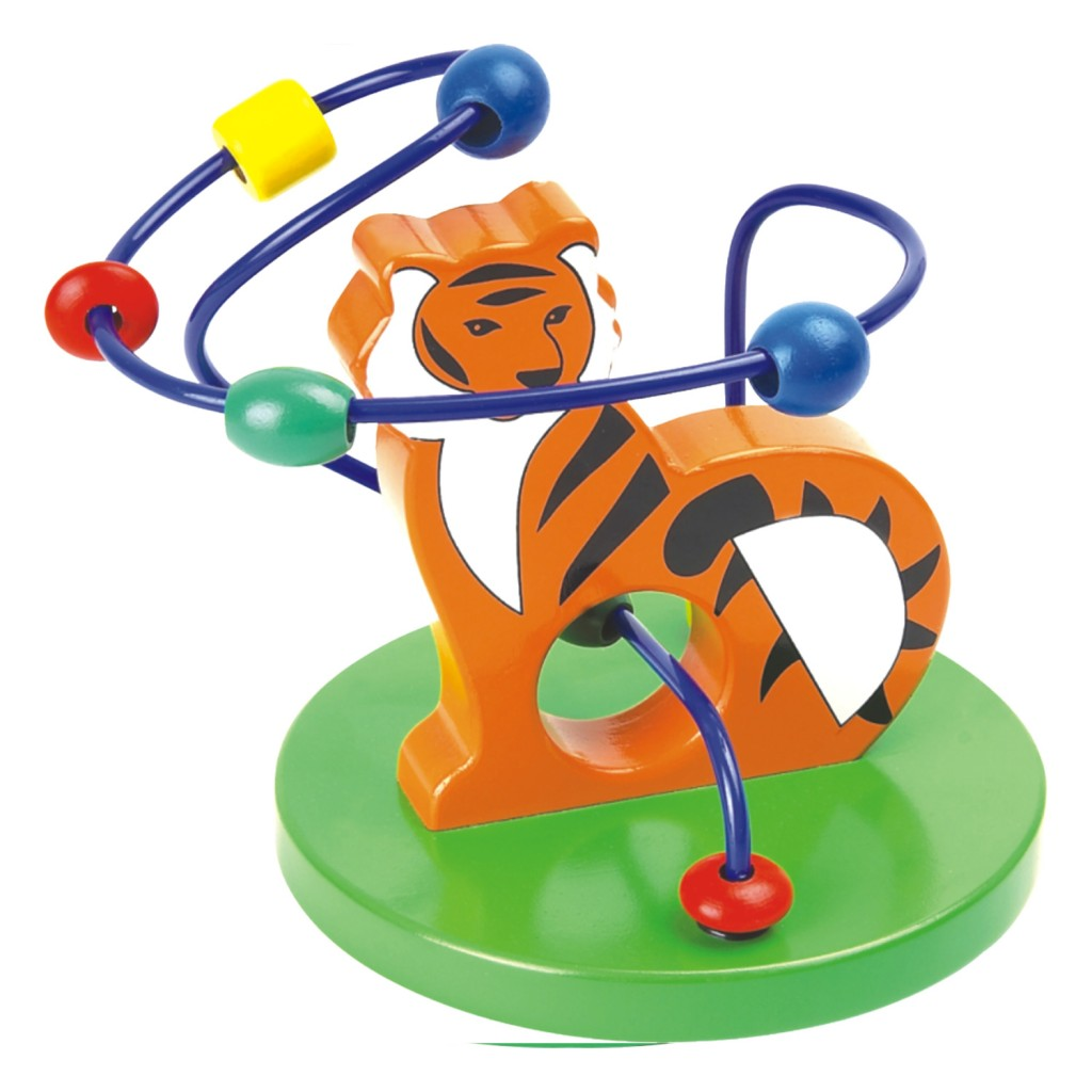Darton Tiger Beads Maze