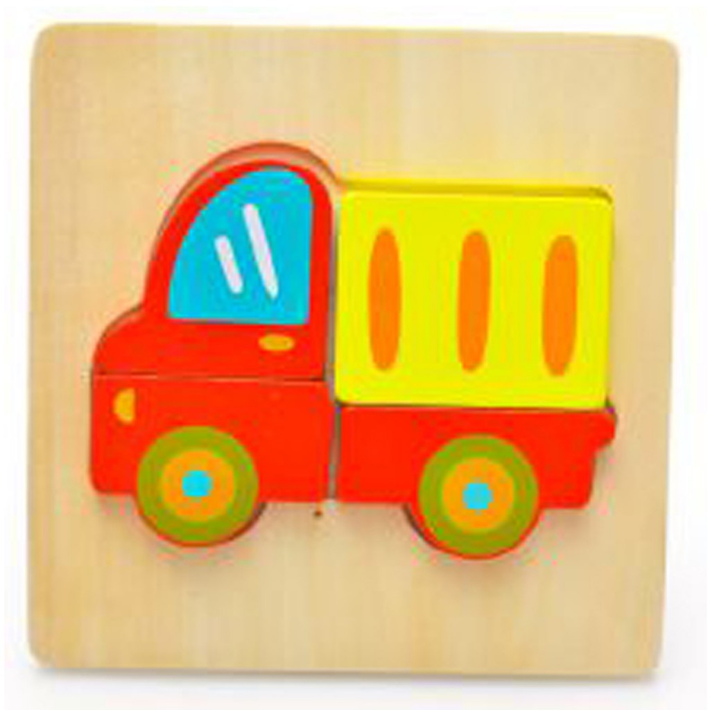 Young Mindz Truck Jigsaw Puzzle