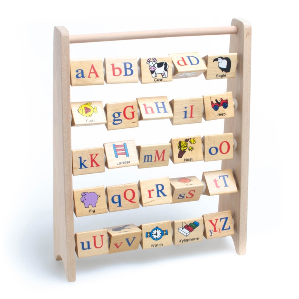 Young Mindz Alphabet Rack