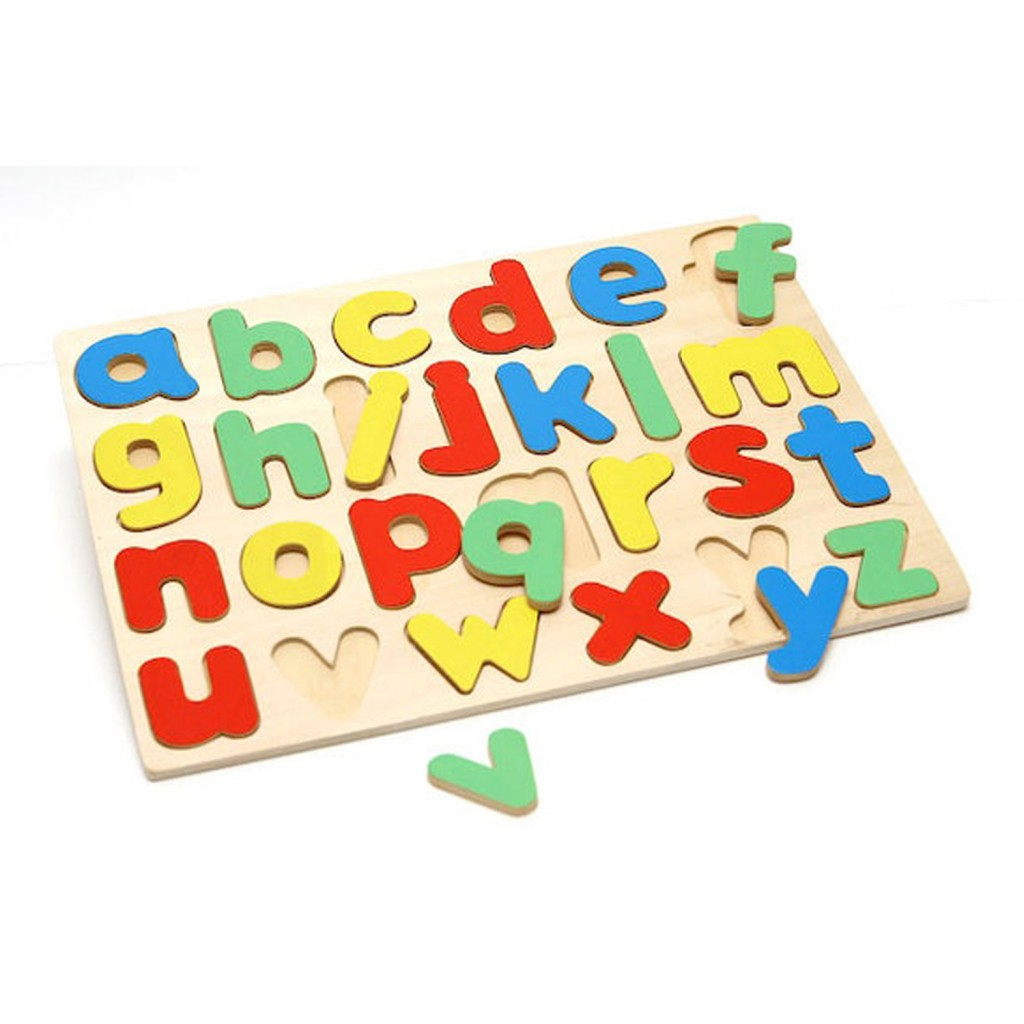 Young Mindz Lowercase Alphabet Puzzle 2