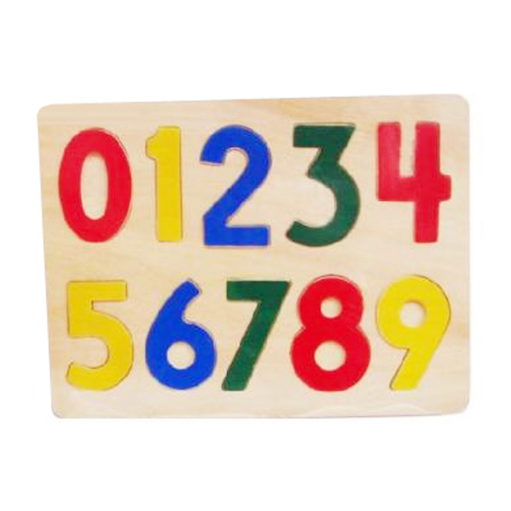 Young Mindz Numbers Puzzle