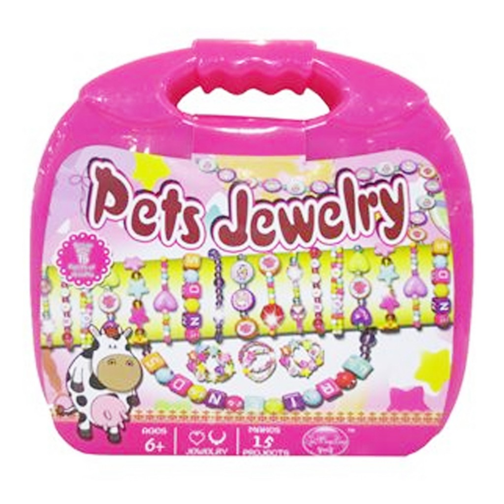 Young Mindz Pets Jewelry Beads Set