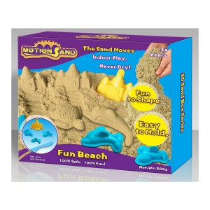 Motion Sand 3D Sand Box - Fun Beach