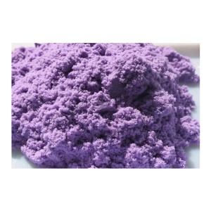 Motion Sand Purple Color Sand