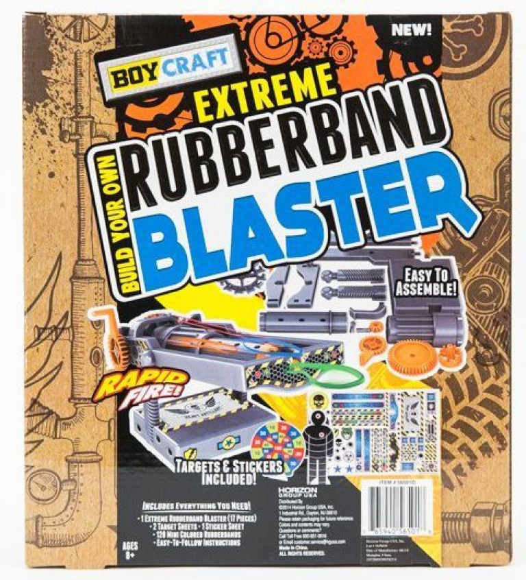 Boy Craft Extreme Rubber Band Blaster