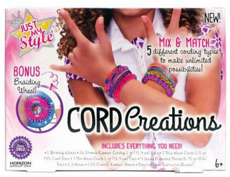 Just My Style Cord Creations