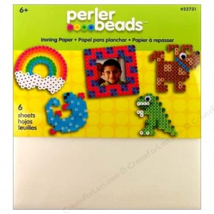 Perler Beads Ironing Paper - 6 sheets