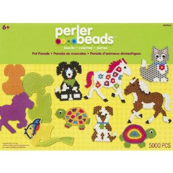 Perler Beads Pet Parade Value Gift Box