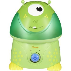 "Crane ""Zeke the Martian"" Cool Mist Humidifier"