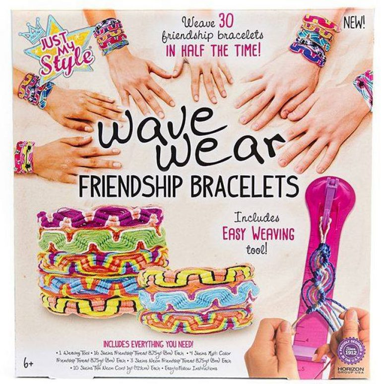 Just My Style - Wave Wear Friendship Bracelets