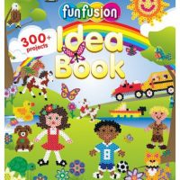 Perler Beads Fun Fusion Idea Book