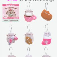 Gund Pusheen Surprise Plush Blind Box - Ornaments Series #2, 2.75""