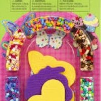 Cupcakes and Butterflies Fused Bead Kit
