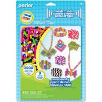 Neon Jewelry Beads 'N Rods Activity Kit