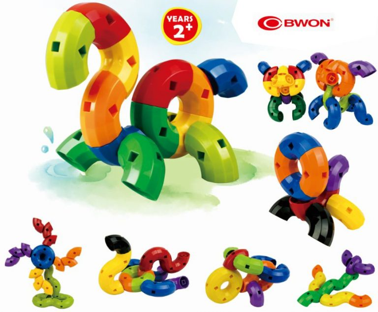 Rotary Builders (Qile Toys)