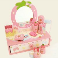 NEW Strawberry Beauty Dresser