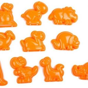 3D Dinosaurs Moulds