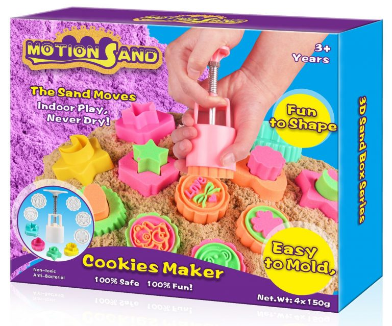 3D Sand Box - Cookie Maker
