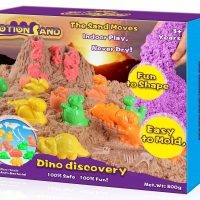 3-D Sand Box - Dino Discovery