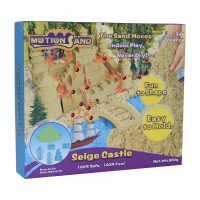 3D Sand Box - Seige Castle