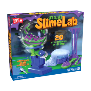 It's Alive Slime Lab