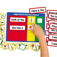 Magnetic Sight-Word Sentence Board