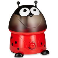 "Crane Adorable Cool Mist Humidifier - ""Lily the Lady Bug"""