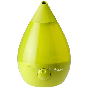 Crane Drop Shape Cool Mist - Green