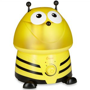 "Crane Adorable Cool Mist Humidifier - ""Buzz the Bumblebee"""