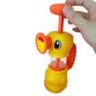Kids Water Pistol Spray Pump Duck Bather Swimming Pool Bathtub Toy
