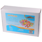 Motion Sand 44 pieces Assorted Molds with Sand tray